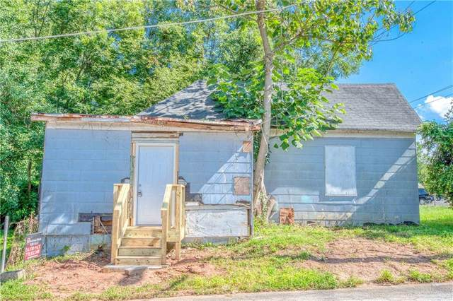 36 Lethea Street SE, Atlanta, GA 30315 (MLS #6771360) :: The Hinsons - Mike Hinson & Harriet Hinson