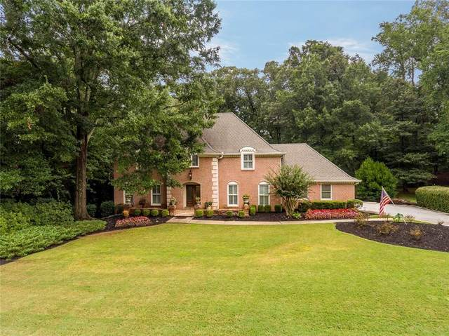 1762 Ball Mill Court, Dunwoody, GA 30338 (MLS #6771414) :: North Atlanta Home Team