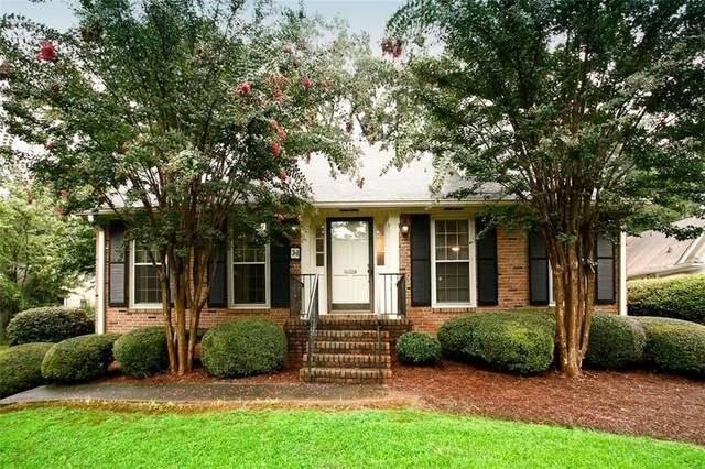 34 Dartmouth Avenue, Avondale Estates, GA 30002 (MLS #6771426) :: North Atlanta Home Team