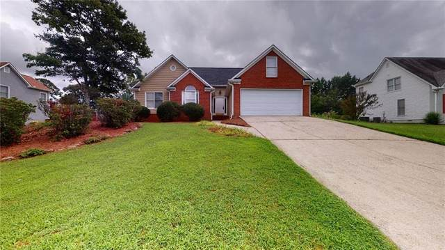 3505 Harfield Drive, Bethlehem, GA 30620 (MLS #6771437) :: The Cowan Connection Team