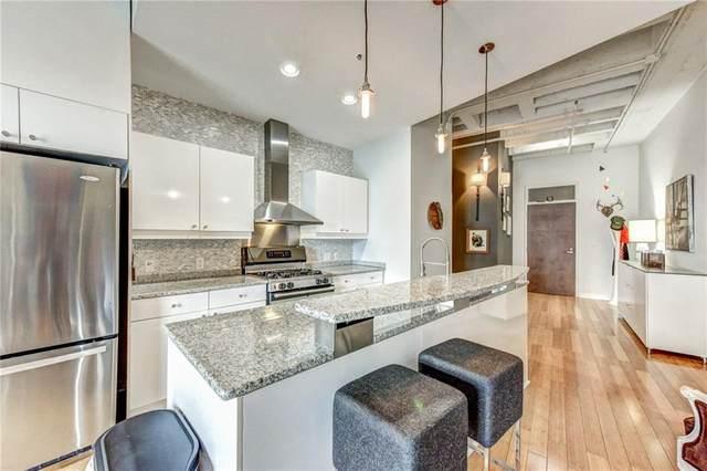 805 Peachtree Street NE #619, Atlanta, GA 30308 (MLS #6771480) :: Vicki Dyer Real Estate