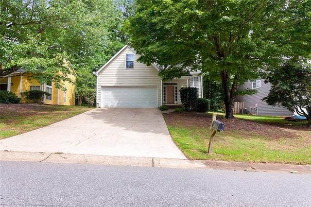 4202 Abington Walk NW, Kennesaw, GA 30144 (MLS #6771487) :: Tonda Booker Real Estate Sales