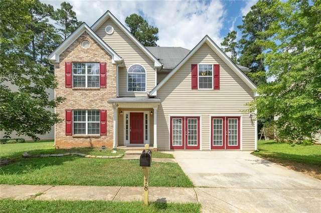18 Belmont Park Lane, Newnan, GA 30263 (MLS #6771538) :: North Atlanta Home Team