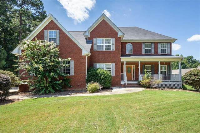 160 Rock Mill Trail, Senoia, GA 30276 (MLS #6771562) :: North Atlanta Home Team