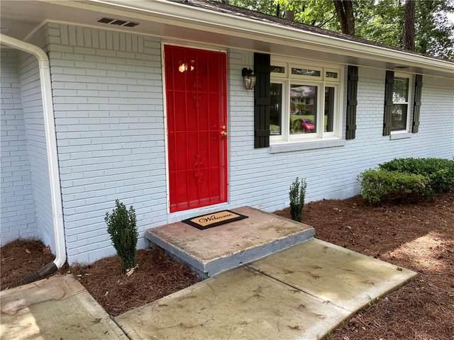3490 Larkspur Terrace, Decatur, GA 30032 (MLS #6771585) :: Thomas Ramon Realty