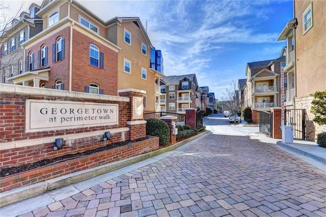 842 Perimeter Walk, Dunwoody, GA 30338 (MLS #6771597) :: Compass Georgia LLC
