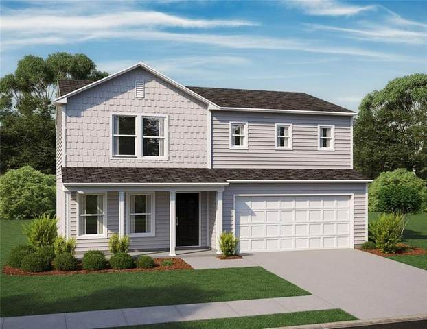 196 Village Creek Drive, Chatsworth, GA 30705 (MLS #6771613) :: Tonda Booker Real Estate Sales