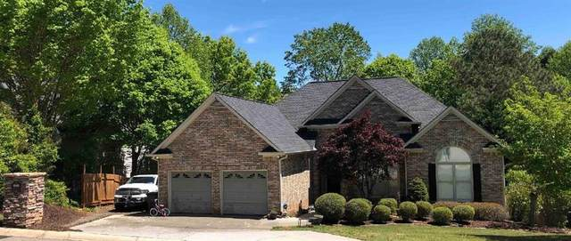 1222 Kaylyn Court NW, Kennesaw, GA 30152 (MLS #6771659) :: Path & Post Real Estate