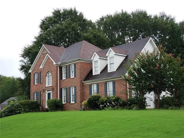 3925 Sweetwater Parkway, Ellenwood, GA 30294 (MLS #6771663) :: North Atlanta Home Team