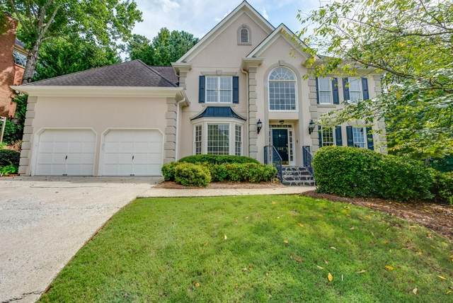 859 Chestnut Lake Drive NE, Marietta, GA 30068 (MLS #6771718) :: North Atlanta Home Team