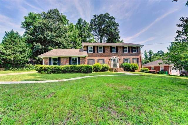 2224 Sancroff Court, Dunwoody, GA 30338 (MLS #6771751) :: North Atlanta Home Team