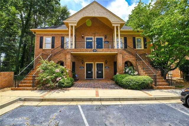 1849 Peeler Road C, Dunwoody, GA 30338 (MLS #6771788) :: North Atlanta Home Team