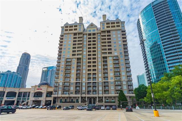 3334 Peachtree Road NE #1405, Atlanta, GA 30326 (MLS #6771809) :: The Zac Team @ RE/MAX Metro Atlanta