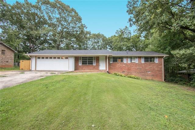 5815 S Bear Drive, Douglasville, GA 30135 (MLS #6771828) :: Keller Williams Realty Cityside