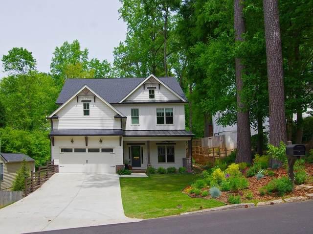 1368 Arnold Avenue NE, Atlanta, GA 30324 (MLS #6771876) :: The Hinsons - Mike Hinson & Harriet Hinson
