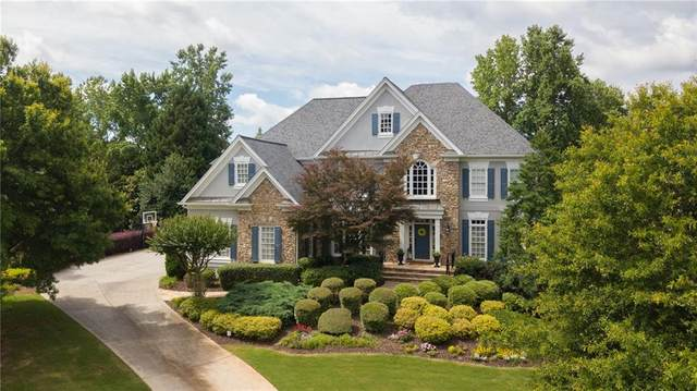 5630 Laurel Oak Drive, Suwanee, GA 30024 (MLS #6771947) :: The Cowan Connection Team
