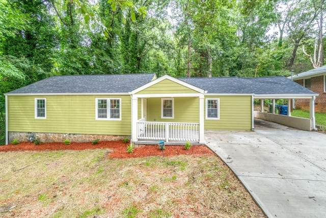 1931 Venetian Drive SW, Atlanta, GA 30311 (MLS #6771955) :: Path & Post Real Estate