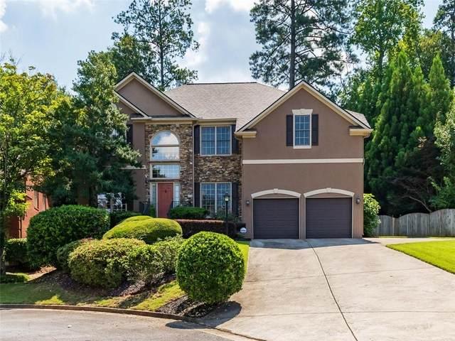4257 Millside Walk SE, Smyrna, GA 30080 (MLS #6772019) :: North Atlanta Home Team