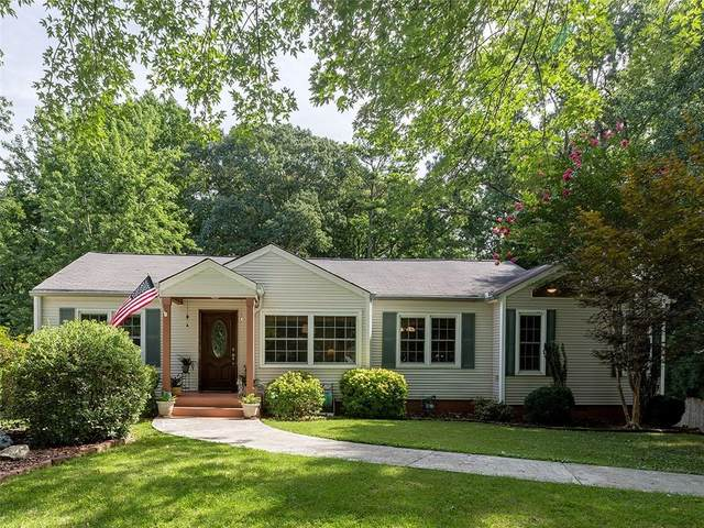 1139 Vista Trail NE, Atlanta, GA 30324 (MLS #6772102) :: The Hinsons - Mike Hinson & Harriet Hinson