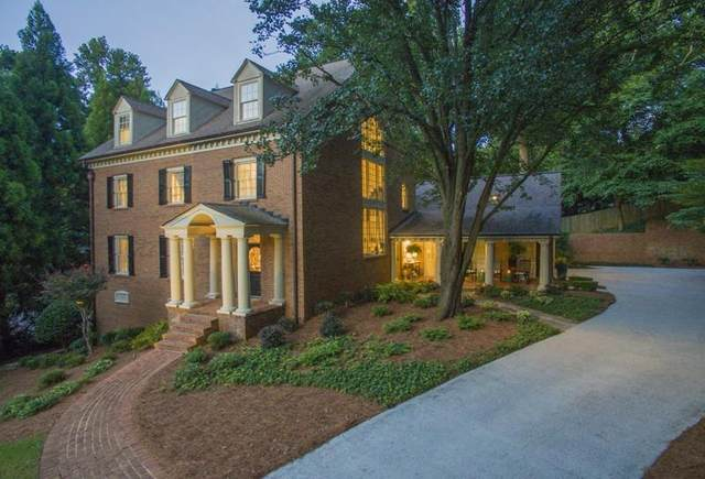 5373 Forest Springs Drive, Dunwoody, GA 30338 (MLS #6772110) :: The Realty Queen & Team