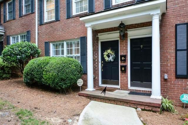 99 Sheridan Drive NE #10, Atlanta, GA 30305 (MLS #6772158) :: Vicki Dyer Real Estate