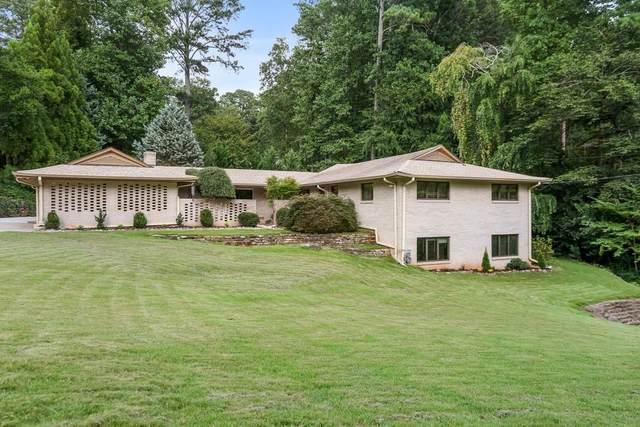 1835 Morris Landers Drive NE, Atlanta, GA 30345 (MLS #6772230) :: RE/MAX Prestige
