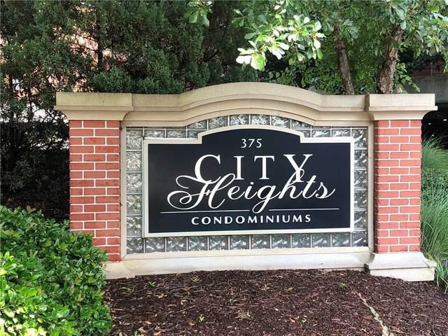385 Ralph Mcgill Boulevard NE K, Atlanta, GA 30312 (MLS #6772265) :: Tonda Booker Real Estate Sales