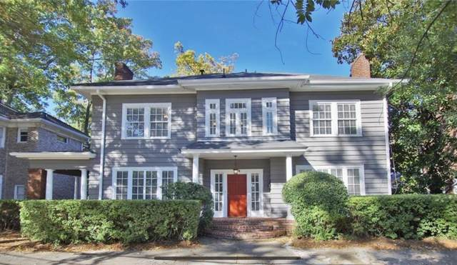 784 Briarcliff Road NE, Atlanta, GA 30306 (MLS #6772318) :: The Hinsons - Mike Hinson & Harriet Hinson