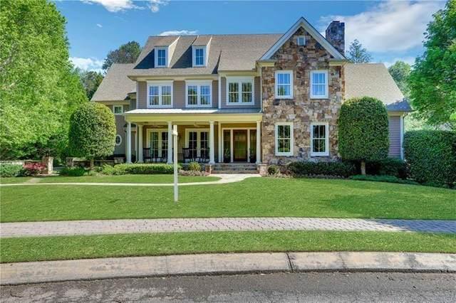 956 Mountain Park Circle, Kennesaw, GA 30152 (MLS #6772375) :: Tonda Booker Real Estate Sales