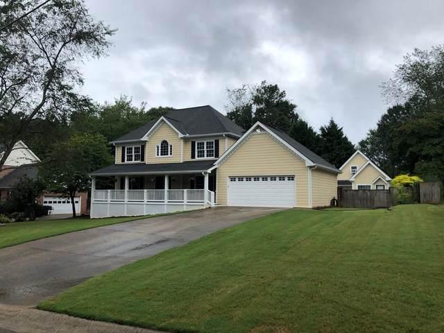 4875 Puritan Drive, Sugar Hill, GA 30518 (MLS #6772392) :: Todd Lemoine Team