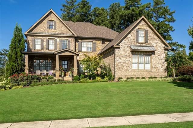 2380 Tayside Crossing NW, Kennesaw, GA 30152 (MLS #6772436) :: Path & Post Real Estate