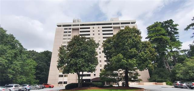 3530 Piedmont Road NE 1K, Atlanta, GA 30305 (MLS #6772453) :: Compass Georgia LLC