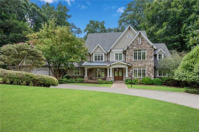 310 Tara Trail, Atlanta, GA 30327 (MLS #6772483) :: The Heyl Group at Keller Williams