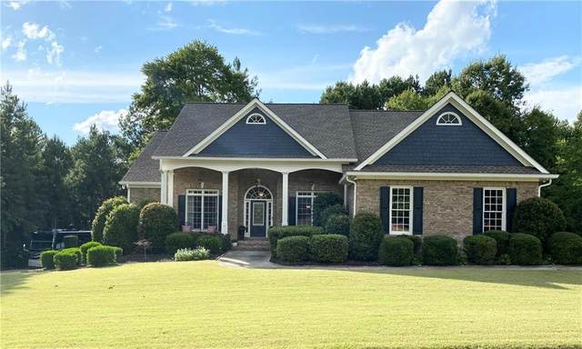 142 Evecliff Drive, Dallas, GA 30132 (MLS #6772488) :: North Atlanta Home Team