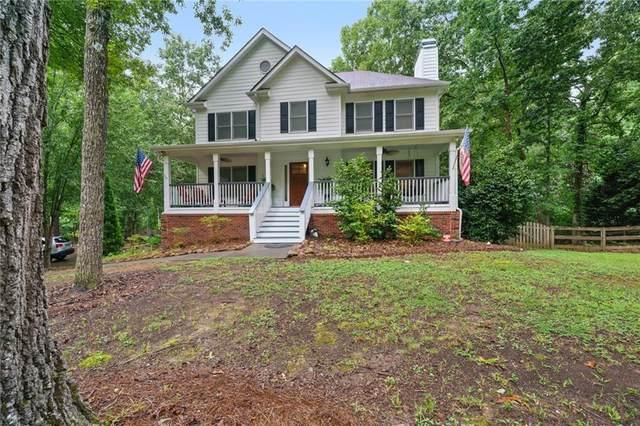 100 Bemis Ward Drive, Canton, GA 30115 (MLS #6772500) :: Path & Post Real Estate