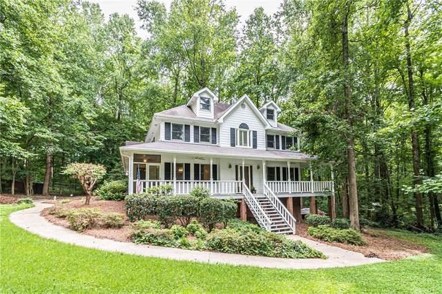 1470 White Columns Boulevard, Canton, GA 30115 (MLS #6772501) :: RE/MAX Paramount Properties