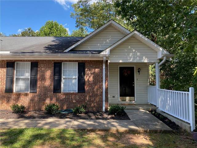 3968 Hidden Hollow Drive C, Gainesville, GA 30506 (MLS #6772512) :: Keller Williams Realty Atlanta Classic