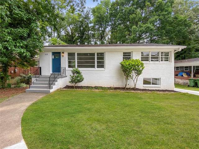 625 Ferris Street SW, Atlanta, GA 30310 (MLS #6772521) :: North Atlanta Home Team