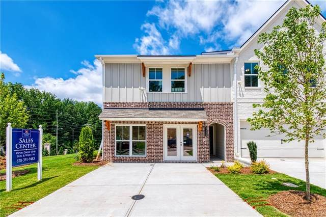 2982 Edgemont Lane #55, Marietta, GA 30008 (MLS #6772528) :: North Atlanta Home Team
