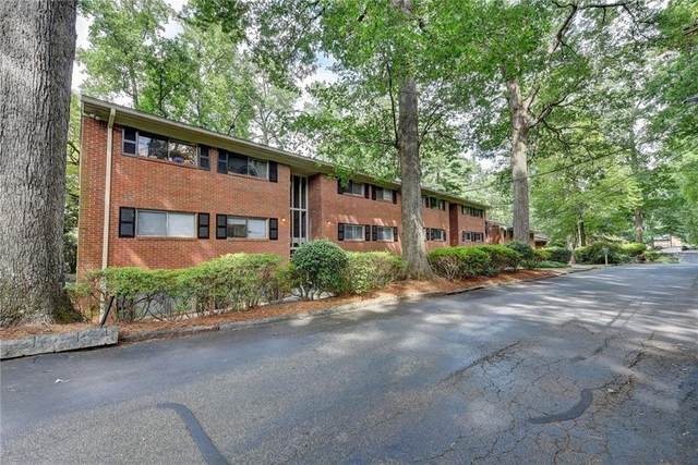 1111 Clairemont Avenue A1, Decatur, GA 30030 (MLS #6772542) :: The North Georgia Group