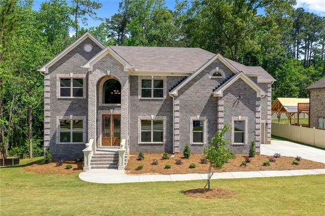 4936 Lynnonhall Court, Lithonia, GA 30038 (MLS #6772553) :: The Cowan Connection Team