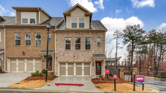 2458 Coosa Valley #1, Atlanta, GA 30339 (MLS #6772555) :: North Atlanta Home Team