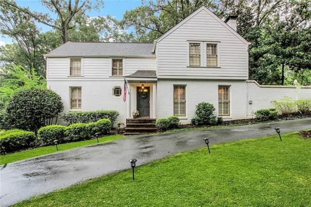 3777 Peachtree Dunwoody Road NE, Atlanta, GA 30342 (MLS #6772591) :: Tonda Booker Real Estate Sales