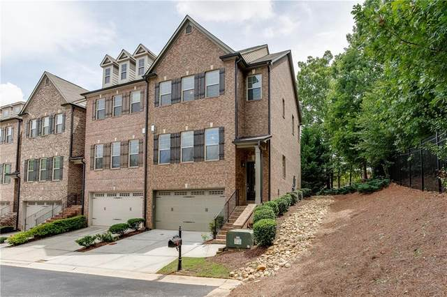 5944 Norfolk Chase Road, Peachtree Corners, GA 30092 (MLS #6772623) :: The Butler/Swayne Team