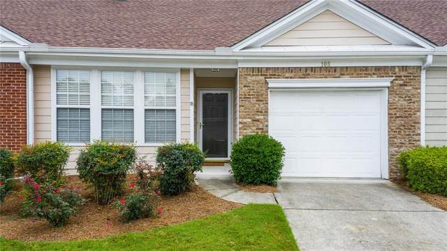 108 Camry Lane, Grayson, GA 30017 (MLS #6772636) :: Keller Williams Realty Cityside