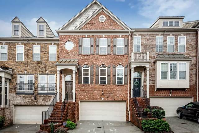 4953 Colchester Court, Atlanta, GA 30339 (MLS #6772648) :: The Butler/Swayne Team