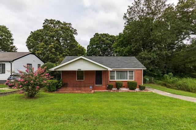 1833 Penelope Road NW, Atlanta, GA 30314 (MLS #6772715) :: RE/MAX Paramount Properties