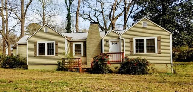 6740 Marsh Avenue, Lithia Springs, GA 30122 (MLS #6772740) :: The Hinsons - Mike Hinson & Harriet Hinson