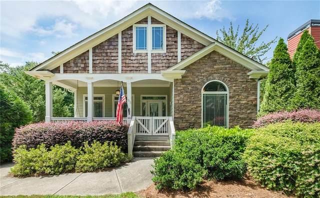 93 E Lake Terrace SE, Atlanta, GA 30317 (MLS #6772763) :: Keller Williams Realty Cityside