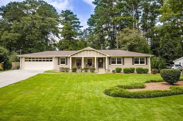1818 Gainsborough Drive, Chamblee, GA 30341 (MLS #6772795) :: North Atlanta Home Team